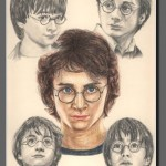 Harry Potter 4 Movies by Dee Overly