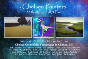 Chelsea Painters Art Fair